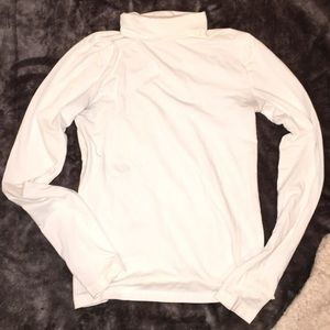 Forever 21 | White Turtle Neck | Size: Small